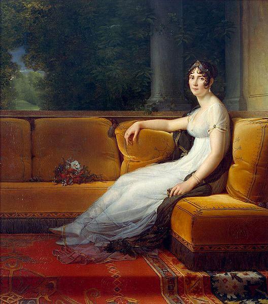 Joséphine de Beauharnais (23 juin 1763 - 29 mai 1814), 1801, par François Gérard (musée de l'Ermitage)