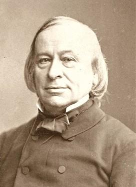 Édouard Lefebvre de Laboulaye (Paris, 18 janvier 1811 - 25 mai 1883)