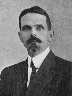 Adolphe Landry (29 septembre 1874, Ajaccio - 28 août 1956, Paris)