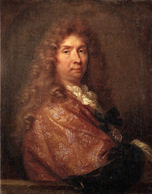 Biographie Charles Le Brun