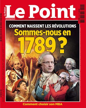 Le Point (18 avril 2013)