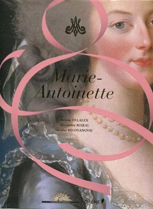 Marie-Antoinette (Hélène Delalex, Alexandre Maral, Nicolas Milovanovic)
