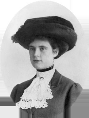 Lucy Mercer, 1915 (26 avril 1891 ; 31 juillet 1948)