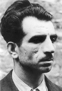 Missak Manouchian (1er septembre 1906 - 21 février 1944)