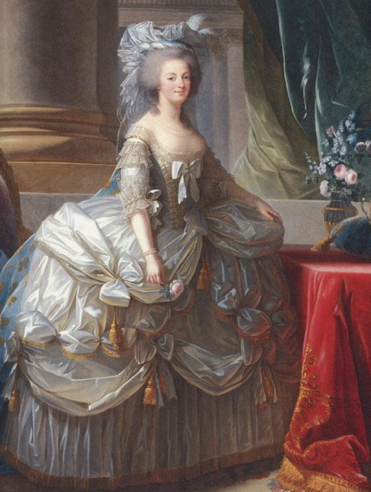 Marie antoinette robe de mariage