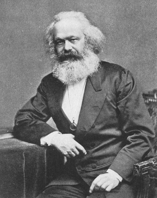 Biographie Karl Marx