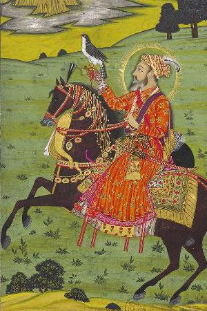 Indiens Empire Moghol vers 1600 ? Moghol10-Shah-Jahan