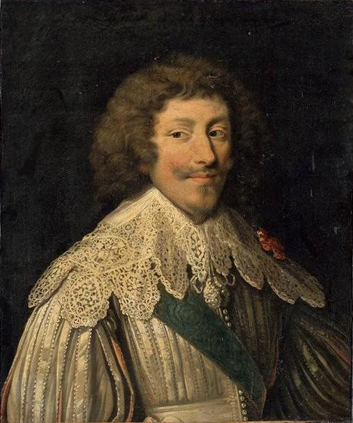 Henri II de Montmorency (30 avril 1595, Chantilly ; 30 octobre 1632, Toulouse), auteur anonyme, musée du Louvre