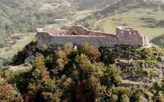 Montségur, Les châteaux du pays cathare (Montségur)