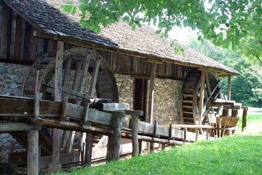 Moulin de Pirogovo (XIXe s., Ukraine). Photo G. Grégor