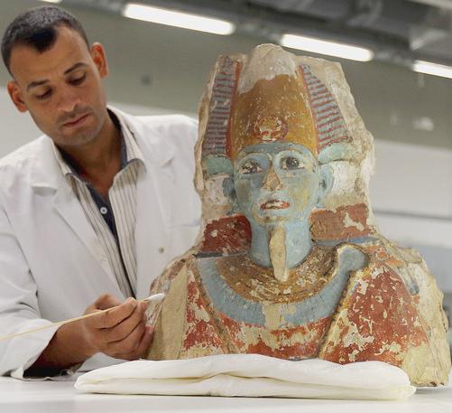 17 février 2017 : L'Egypte s'inquiète de la dégradation de son patrimoine