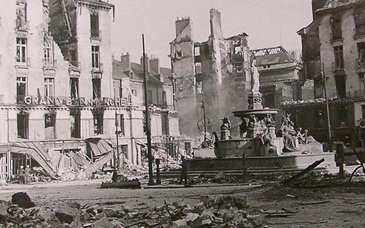 Les Chroniques du Jour : ça s'est passé un.....23 Septembre Nantes