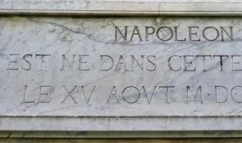 19 août 2019 : Napoléon Bonaparte, blanc, raciste et homophobe?
