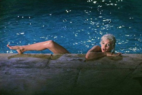 Image du film Something's got to give de George Cukor avec Marilyn Monroe, 1962