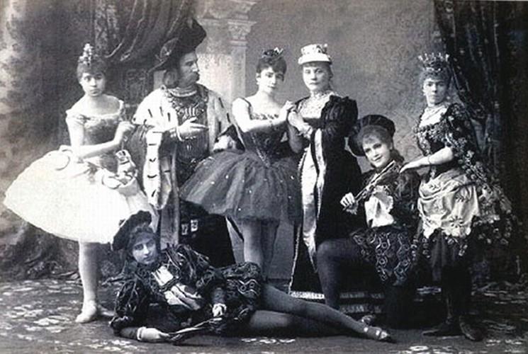 Première représentation du ballet de Tchaïkovski, « La Belle au bois dormant », au Théâtre Mariinsky le 15 janvier 1890.