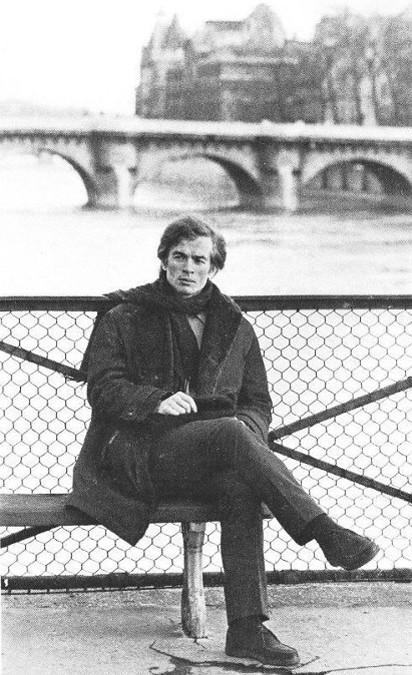 Rudolf Noureev à Paris l'année de sa demande d'asile, en 1961.