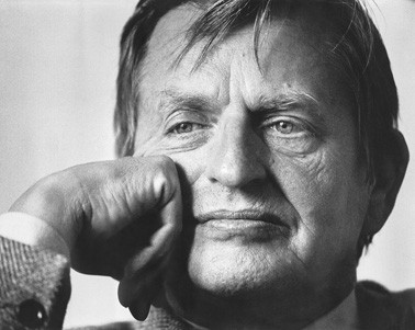 Olof Palme (Stockholm, 30 janvier 1927 ; 28 février 1986)