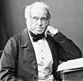Lord Palmerston in his later years