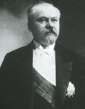 Raymond Poincaré (20 août 1860, Bar-le-Duc (Meuse) - 15 octobre 1934, Paris)