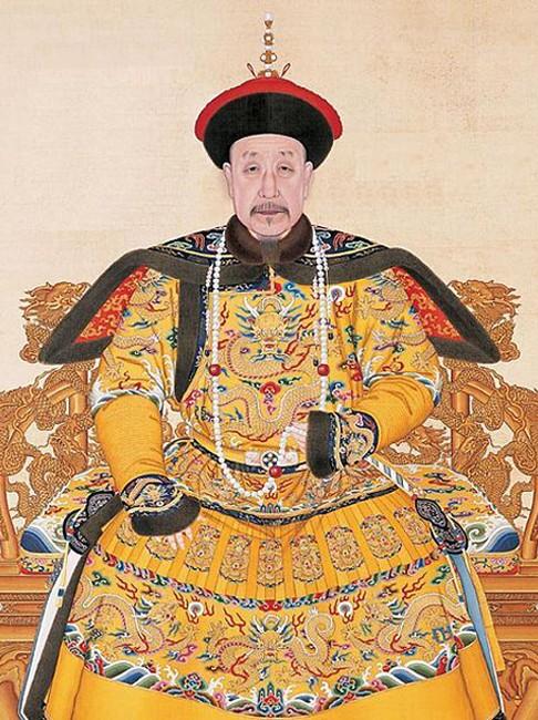 L'empereur Qianlong (1711-1799)