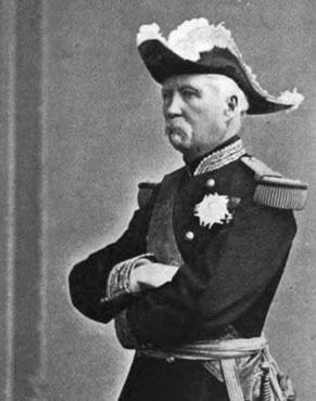 Le maréchal Mac-Mahon, 1897.