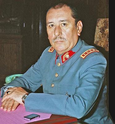 Le général chilien Carlos Prats (né le 24 février 1915 - assassiné le 30 septembre 1974)