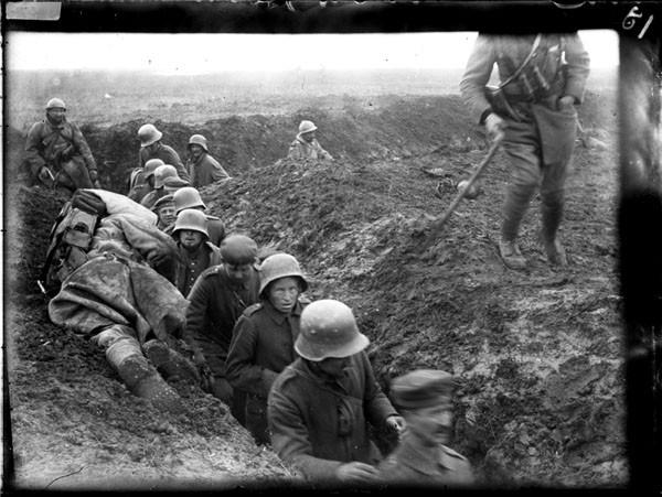 7 millions !, Les soldats prisonniers dans la Grande Guerre (Verdun)