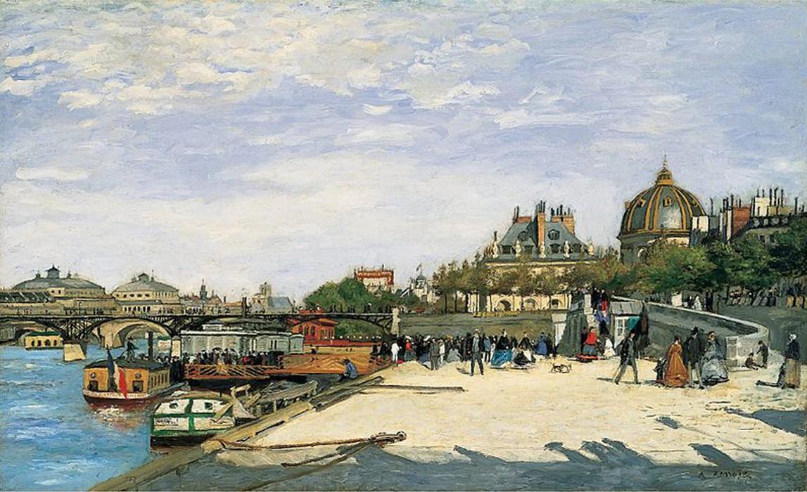 Pierre Auguste Renoir 1841 1919 Vivre Pour Peindre Herodote Net