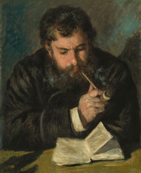 Les Chroniques du Jour : ça s'est passé un.....25 février Renoir32-monet-bio
