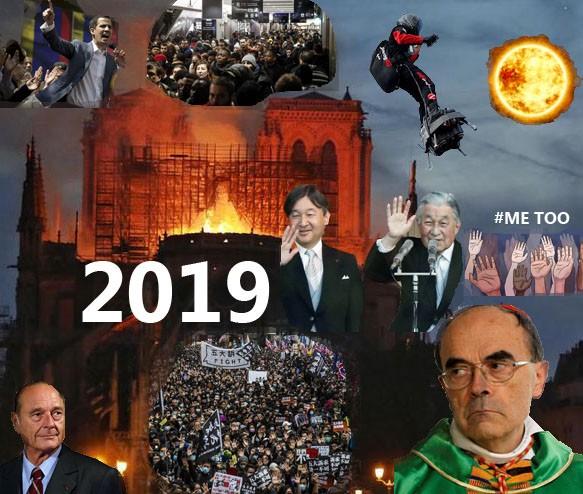 Ecrivons l'Histoire de 2019 avec Herodote.net