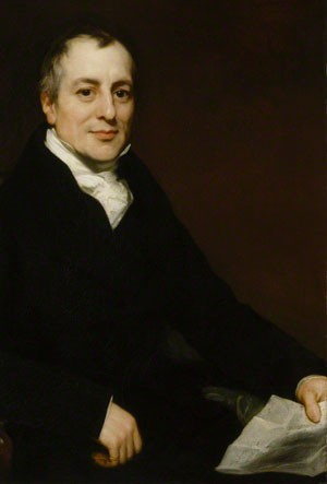 David Ricardo (Londres, 1772 – Gatcombe Park, 1823), Thomas Phillips, vers 1821