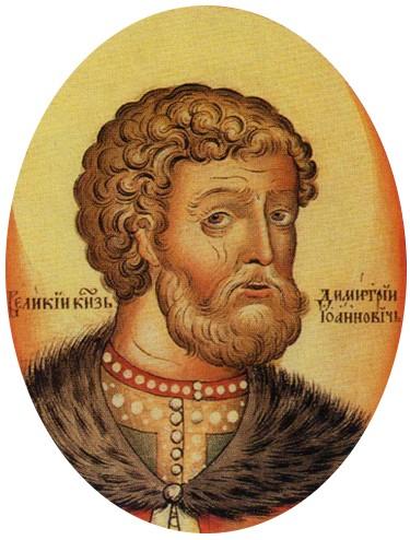 Dimitri Donskoï, Tsarsky Titulyarnik, XVIIe siècle.