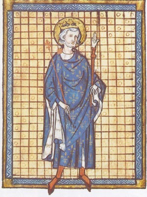 Biographie  Saint Louis (Louis IX)