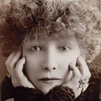 W et D. Downey, Sarah Bernhardt, 1902, Paris, Bnf