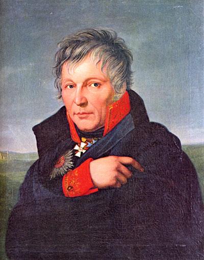 Gerhard Johann von Scharnhorst (Bordenau an der Leine, Hanovre, 12 juin 1755 - Prague, 28 juin 1813)