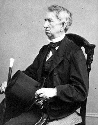 William Henry Seward (16 mai 1801, Orange, New York - 10 octobre 1872, Auburn)