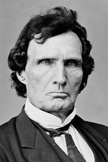 Thaddeus Stevens (4 avril 1792 – 11 août 1868)