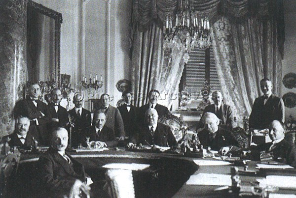Conférence internationale de San Remo (19 au 26 avril 1920)