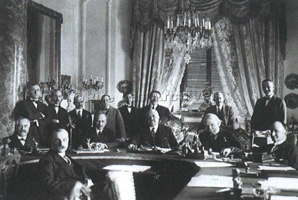 Conférence internationale de San Remo (19 au 26 avril 1920)