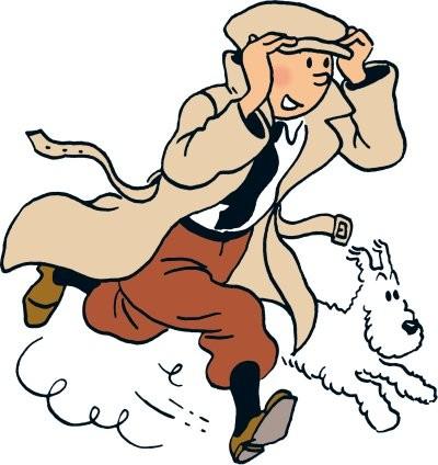 Tintin et Milou dans le Monde  Photos & Vidéos (3)  Jeu de société  Tric