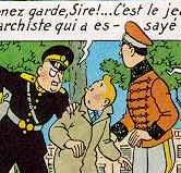 Tintin et le spectre d'Ottokar