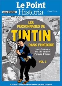 Les personnages de Tintin (Les événements qui ont inspiré l'oeuvre d'Hergé)