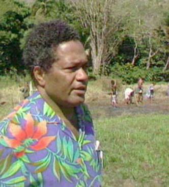 Jean-Marie Tjibaou (Hienghène, Nouvelle-Calédonie, 30 janvier 1936 ; Ouvéa, Nouvelle-Calédonie, 4 mai 1989)