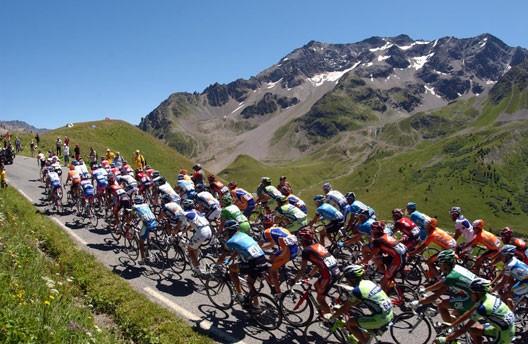 Une étape sur le Tour de France cycliste de 2011 (DR)