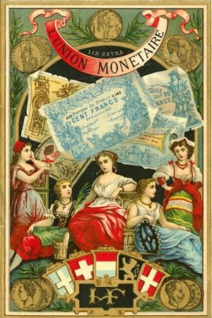 L'Union latine (affiche de propagande)