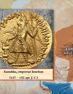 L'Antiquité classique racontée par Vincent Boqueho : Pax romana, pax sinica