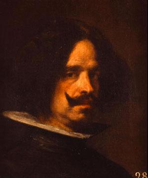 Les Chroniques du Jour : ça s'est passé un.....6 Août Velasquez-autoportrait