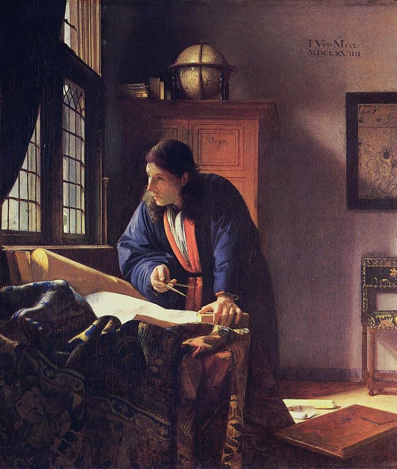 Biographie Johannes Vermeer