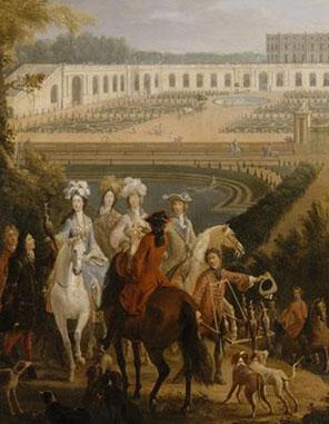 Versailles dans l'Histoire de France, <em>«À toutes les Gloires de la France»</em>