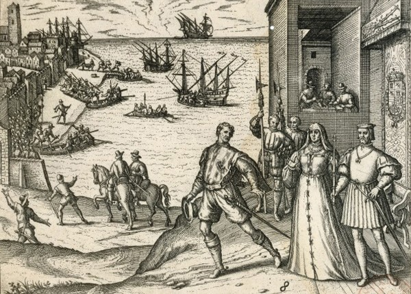 Amerigo Vespucci (1454 - 1512) - Dans l\'ombre de Christophe Colomb ...